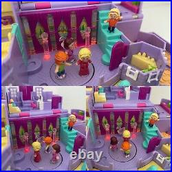 100% Polly Pocket light up Magical Mansion Polly's Magnificent Mansion Vintage