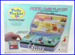 1989 Vintage Polly Pocket RARE (Farm) Jewel Case NEW IN OPENED BOX
