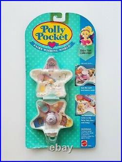 1992 Fairy Wishing World NEW polly pocket vintage