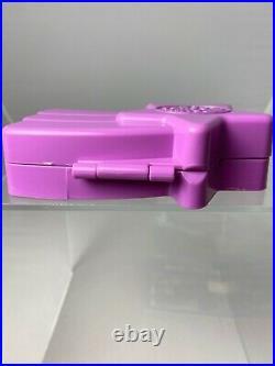 1995 Polly Pocket Bluebird Shooting Star Eraser Case Complete All Original