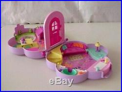1995 VINTAGE Polly Pocket LUCY LOCKET LUCY'S PRETTY PETS CORNER