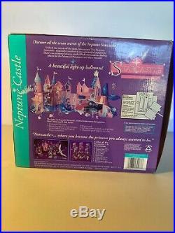 1996 Trendmasters Starcastle, Neptune Castle, New In Box