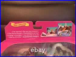 Bambi Polly Pocket Bluebird Mini Collection NIB Disney Thumper Flower 1998