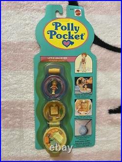 Bluebird Vintage Polly Pocket 1991 Little Lulu In Her Seaside Locket Sealed