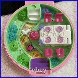 Bluebird Vintage Polly Pocket 1994 Birthday Surprise Compact Dolls Playset Toy