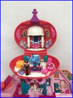 Disney Polly Pocket Aladdin Jasmines Palace % COMPLETE