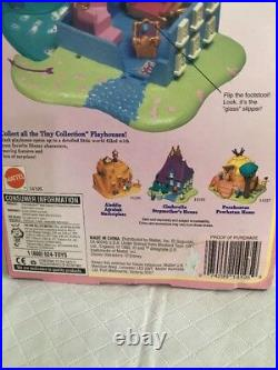 Disney Tiny Collection Cinderella Stepmothers House Polly Pocket 1995 NEW Vintag