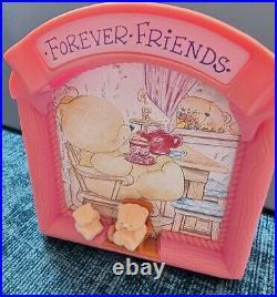 Forever Friends Pictureframe teatime Playset 1995 Bluebird Polly Pocket