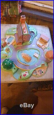 Large Bundle Job Lot Vintage Bluebird Polly Pocket Figures Compacts Play Sets