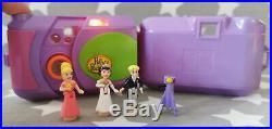 Large Vintage Bluebird Polly Pocket Bundle 1990s Complete Sets And Rare
