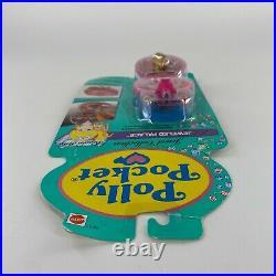 NEW VTG Polly Pocket Jeweled Palace Jewel Collection Mattel Bluebird Toys 1992