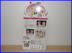 POLLY POCKET Vintage 1990 Beauty Pageant Ring & Ring Case NEW SEALED MATTEL 9109