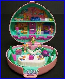 Polly Pocket, Birthday Party Stamper, Nearly Complete
