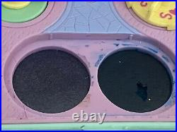 Polly Pocket Bluebird Stampin Playground Nursery Compact With 5 Figures Bear