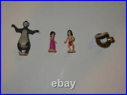 Polly Pocket Disney Jungle Book Playset 1998 Bluebird Toys 100% Complete
