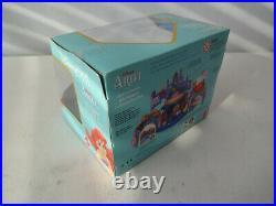Polly Pocket Disney Little Mermaid Ariel Undersea Kingdom Under the Sea 2001 NEW