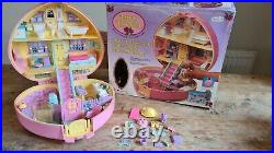 Polly Pocket Lucy Locket Fabulous Dream House Playset Box Accessories Vintage