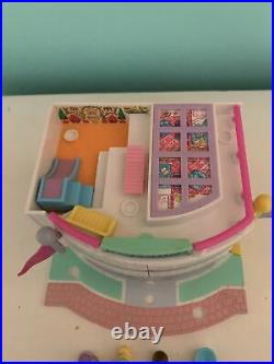 Polly Pocket- Pollyville- Children's Hospital 1995 Bluebird Toys-100% Complete