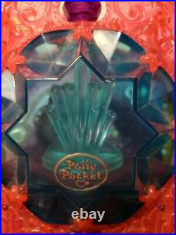 Polly Pocket STAR SHINE PALACE Complete! 1996
