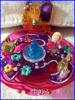 Polly Pocket SWEET ROSES COMPLETE! 1996