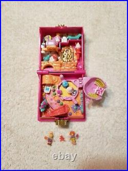 Polly Pocket SWEET TREAT SHOP! 100% COMPLETE