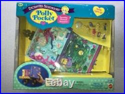 Polly Pocket Sparkling Mermaid Adventure (Rare)
