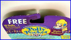 Polly Pocket Stylin' Workout 1995 Never Opened