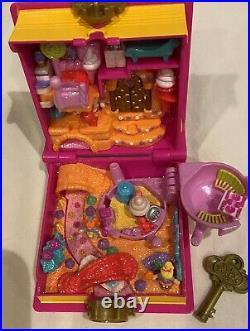 Polly Pocket Sweet Shoppe 1996 Rare Complete Bluebird