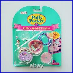 Polly's Bridal Locket aka Variation Wedding Locket NEW Polly Pocket Vintage