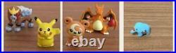 Tomy Pokemon Chibi Poke House Figure Diorama Playset Vintage Toy