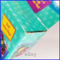 Vintage 1995 Polly Pocket Bluebird Splash N' Slide Water Park Compact New