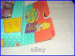 Vintage 1995 Polly Pocket Holy Grail Wal-mart Pet Party Gift Set New Locket Ring