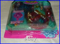 Vintage 1996 Bluebird Polly Pocket Sparkle Surprise Starshine Palace Set Misp