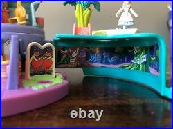 Vintage Disney Polly Pocket Alice In Wonderland Complete Figures
