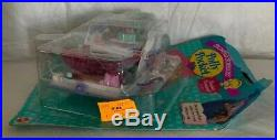 Vintage Enchanted Story Books Sparkle Snowland Polly Pocket 1996 New & Sealed