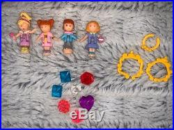 Vintage Polly Pocket 1996 Jewel Magic Ball INCOMPLETE