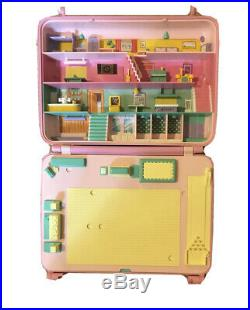 Vintage Polly Pocket -Bowling Alley Cassette Player/ Disco Cassette Player