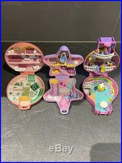 Vintage Polly Pocket Bundle Bluebird Toys