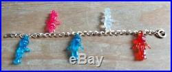 Vintage Polly Pocket Crystal Bracelet 1996 Complete. Extremely Rare