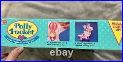 Vintage Polly Pocket Fairy Light Wonderland Brand New In Sealed Box