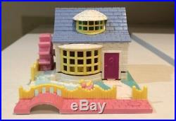 Vintage Polly Pocket Houses, People, Accessories- Large Lot