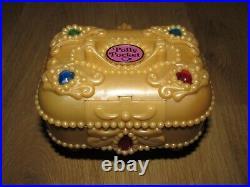Vintage Polly Pocket Rare Jewel Secrets Playset