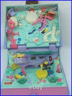Vintage Polly Pocket Sparkling Mermaid Adventure. 1995. Bluebird Toys