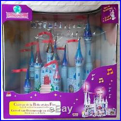 Vintage Sleeping Beauty Trendmasters Castle Starcastle NIB Polly Pocket disney